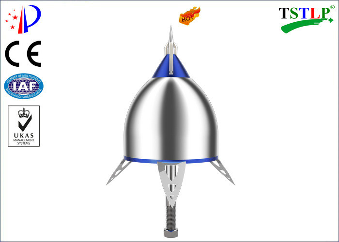 Fully Reliable Active Lightning Arrester For Building Protection